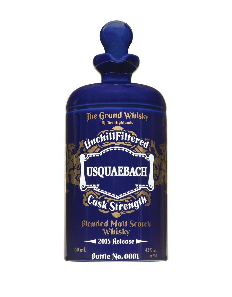USQUAEBACH  CASK SINGLE MALT 750ML