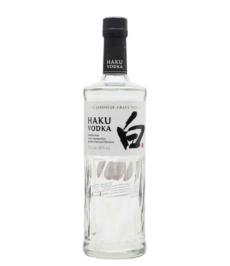 SUNTORI HAKU VODKA 750ML