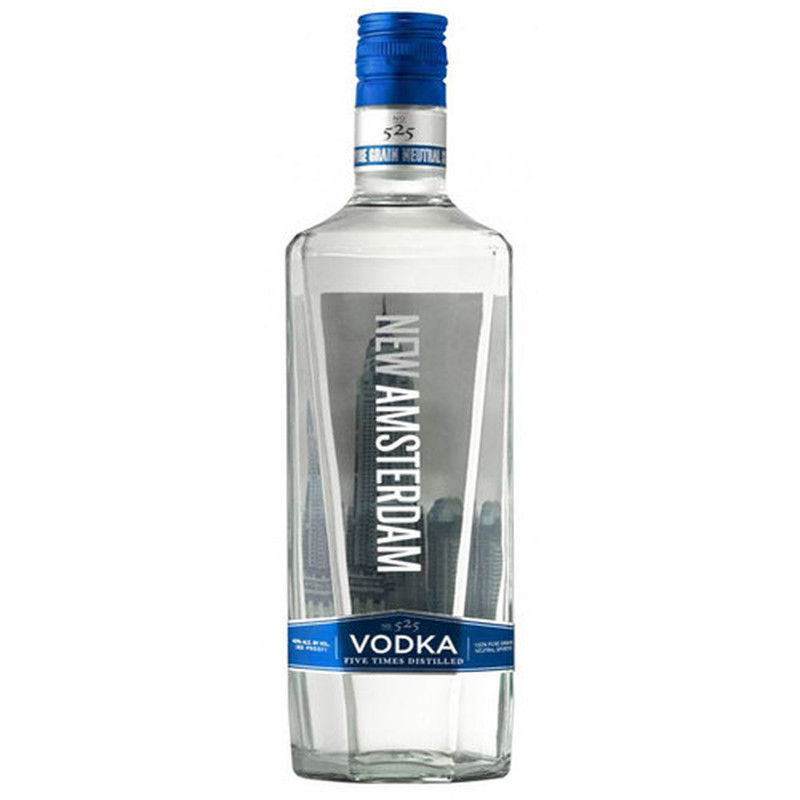 NEW AMSTERDAM VODKA 1.75L