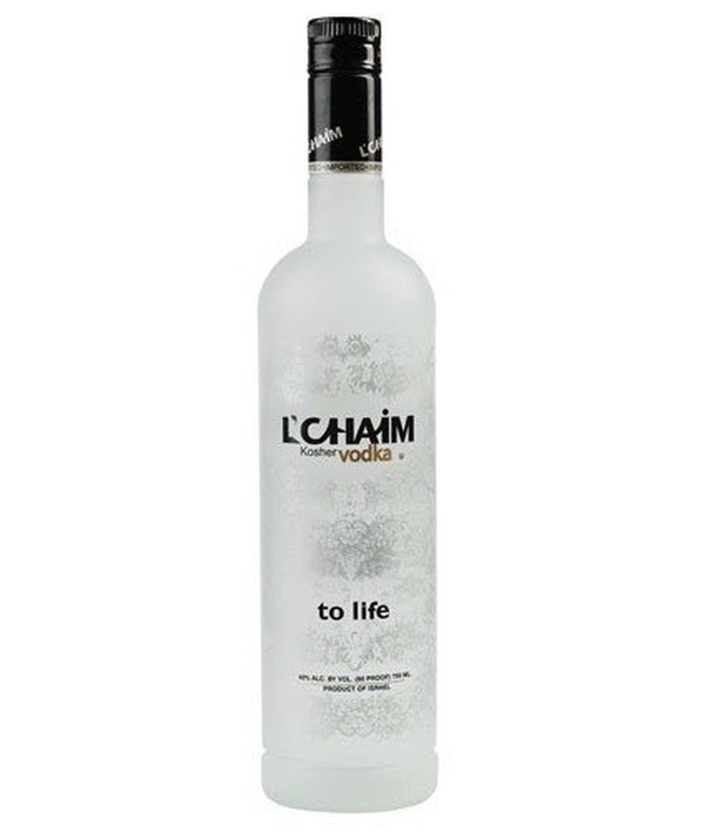 L'CHAIM VODKA 750ML