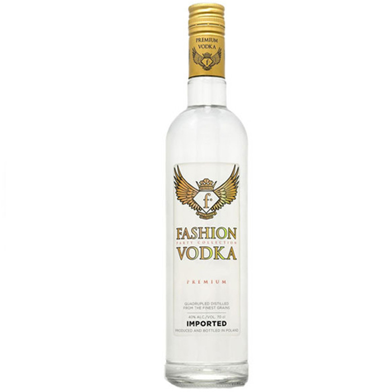 FASHION VODKA PARTY COLLECTION 750ml