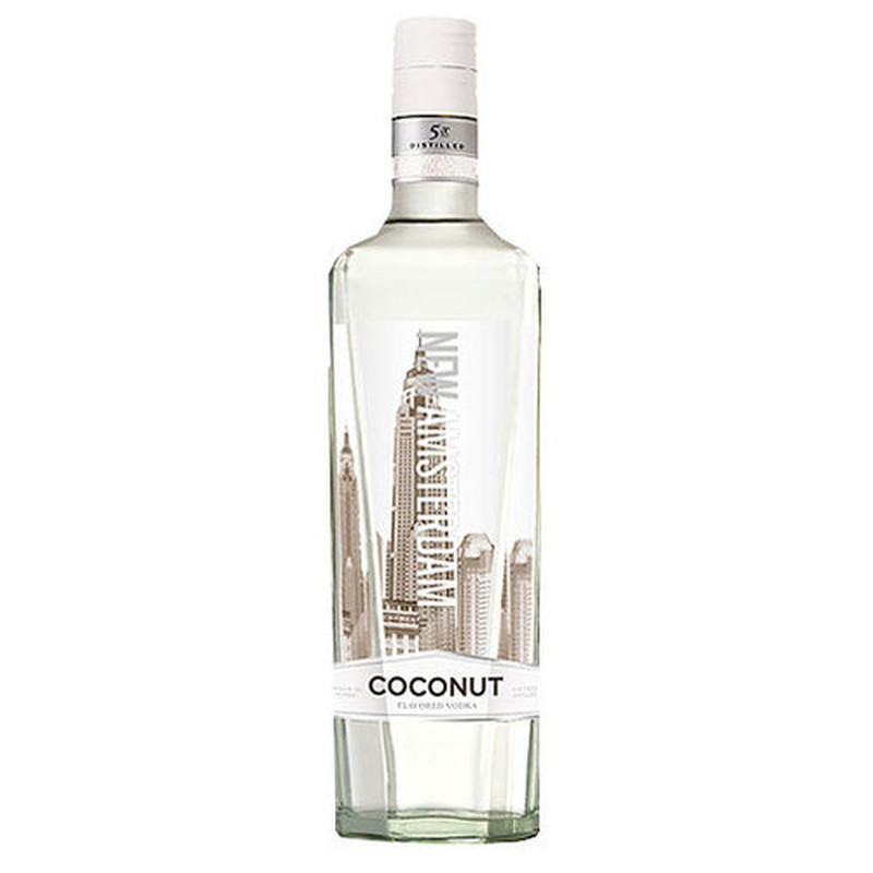 NEW AMSTERDAM VODKA FLV COCONUT 750ml