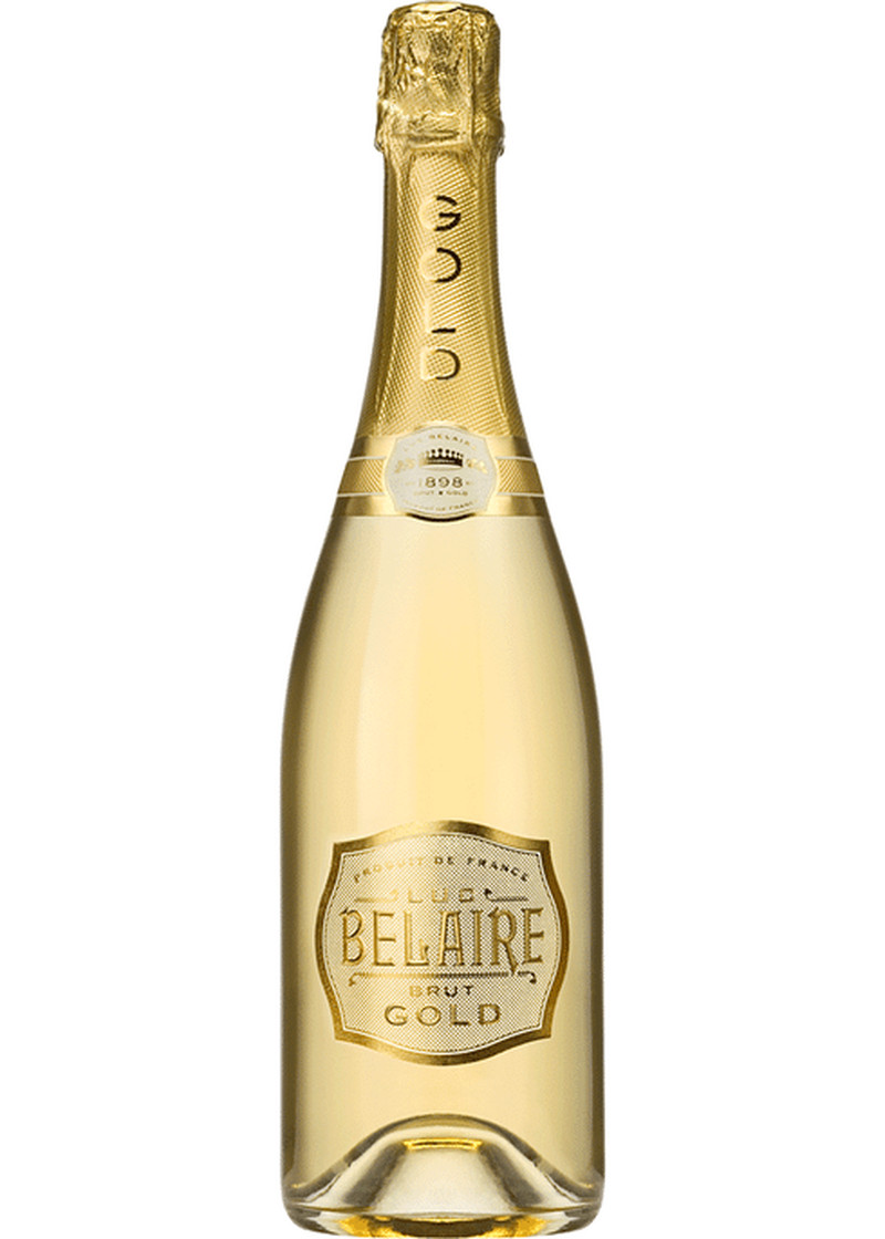 LUC BELAIRE GOLD BRUT 750ML