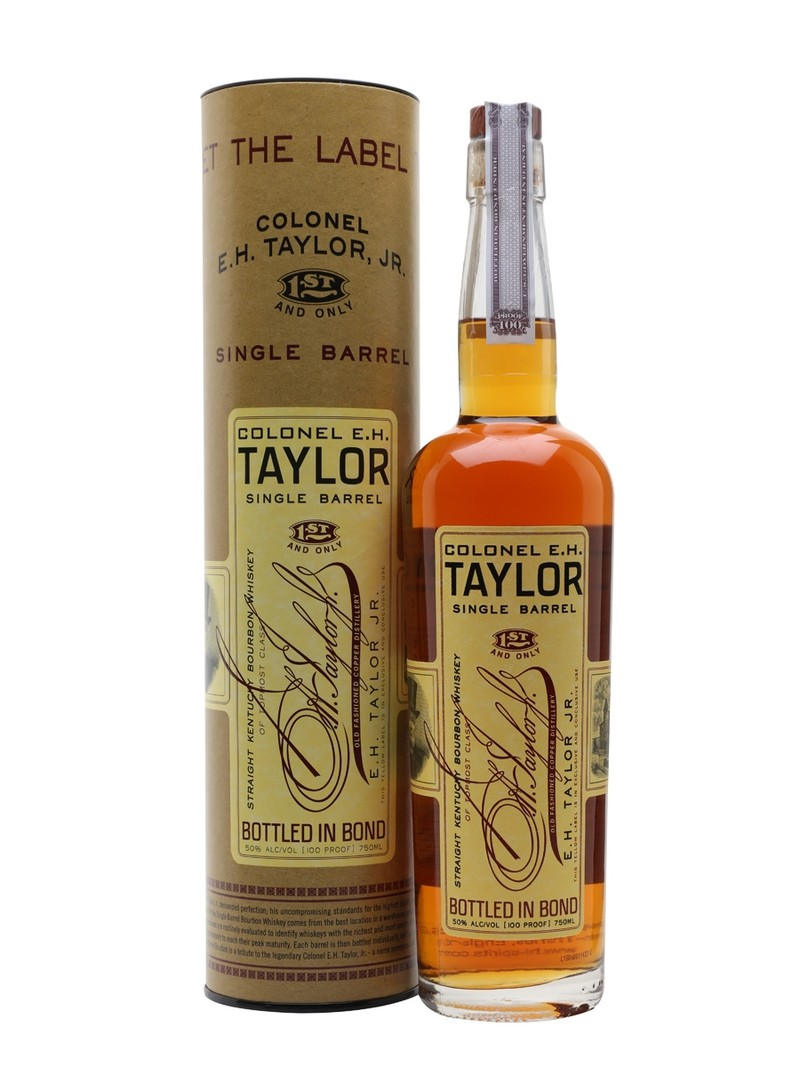 COLONEL E.H. TAYLOR JR. SINGLE BARREL 750ML