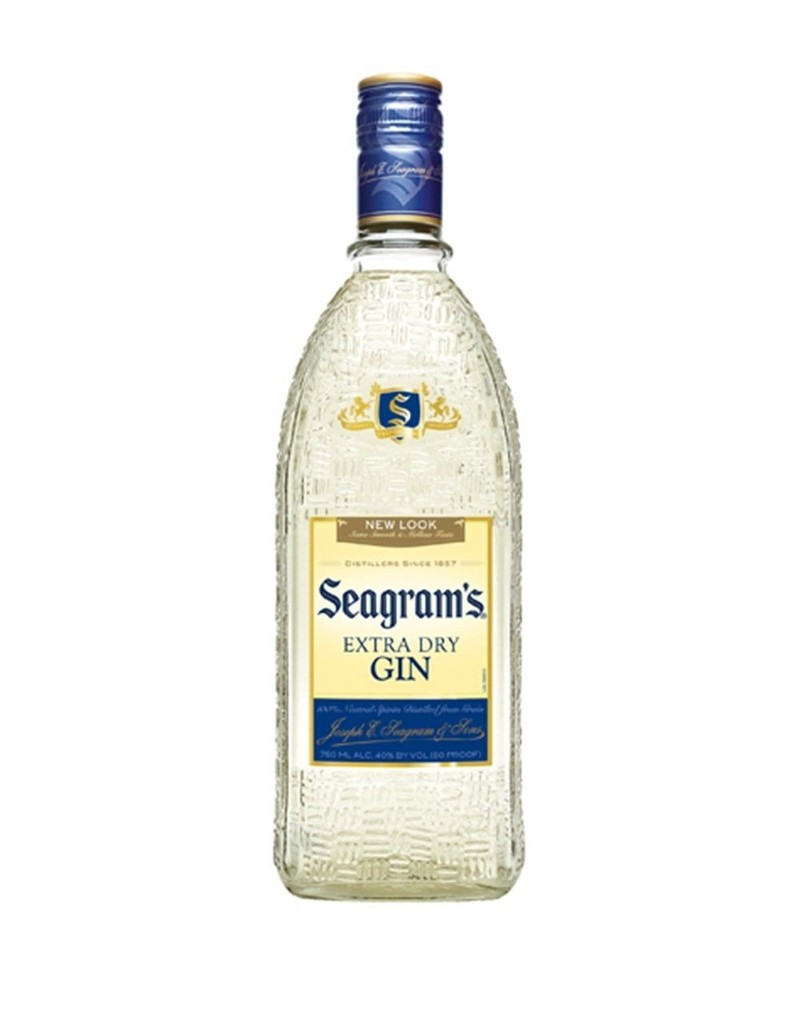 SEAGRAM'S GIN 750ML