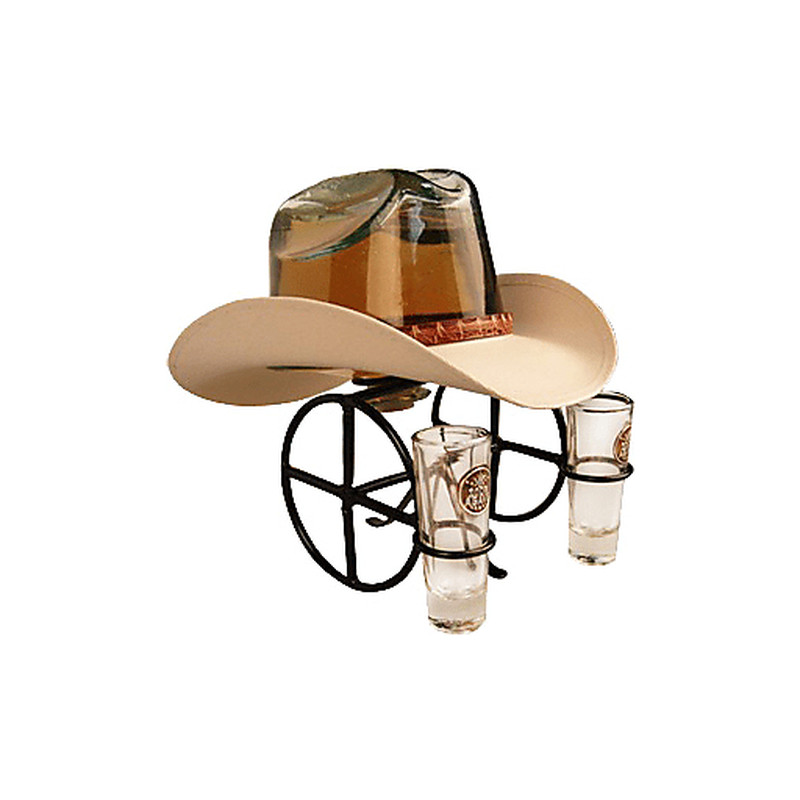 RODEO HAT TEQUILA REPOSADO 1L