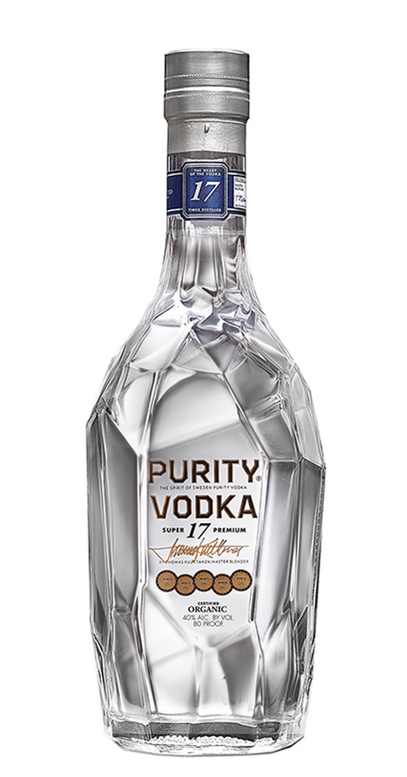 PURITY SUPER 17 PREMIUM VODKA 750ML