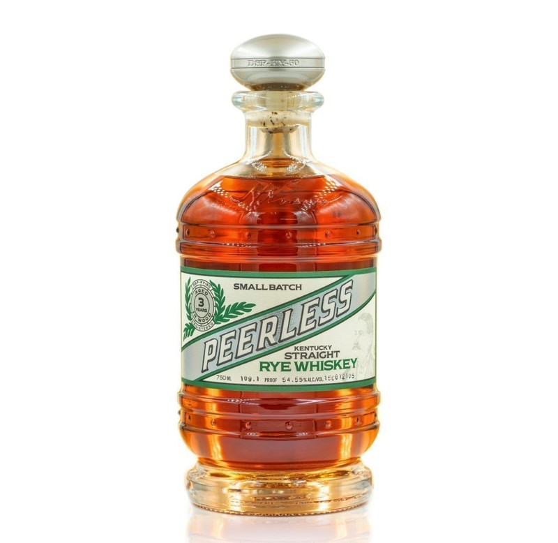 PEERLESS KENTUCKY  RYE SMALL BATCH  750ML