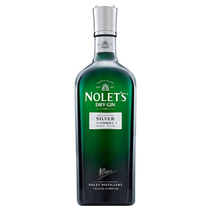 NOLET'S DRY GIN SILVER 750ML