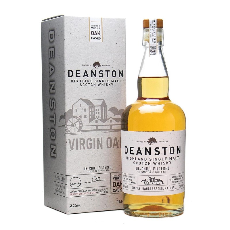 DEANSTON VIRGIN OAK 750ML