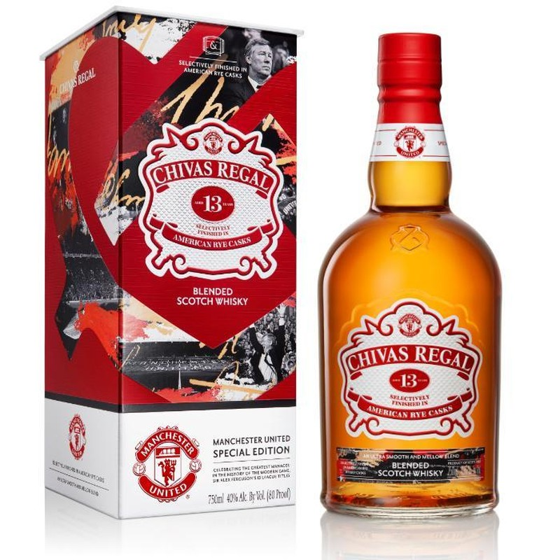 CHIVAS REGAL 13 YEARS 750ML