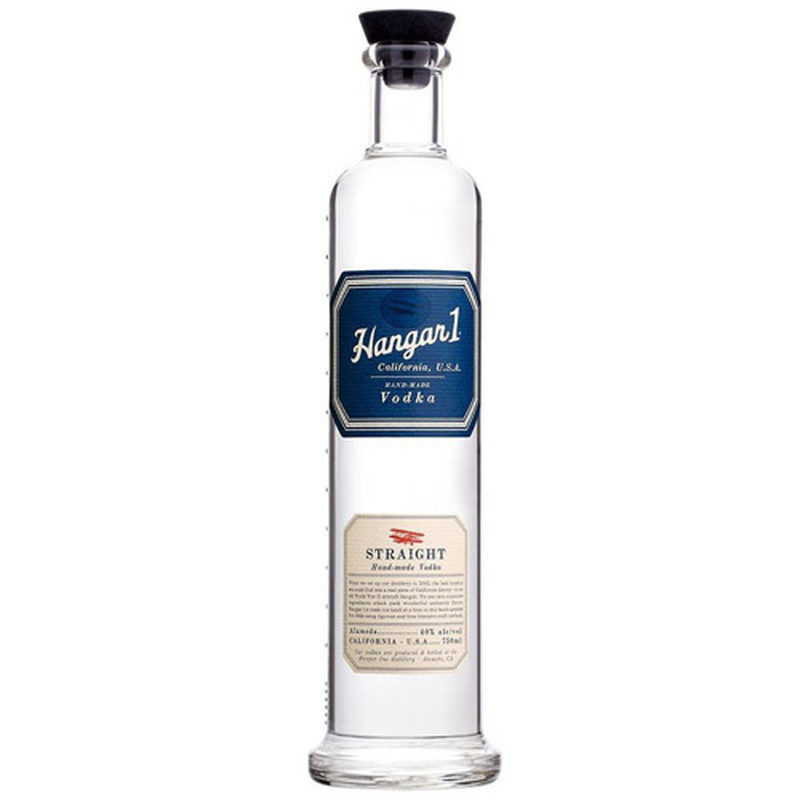 HANGAR ONE 80 PROOF VODKA 750ML