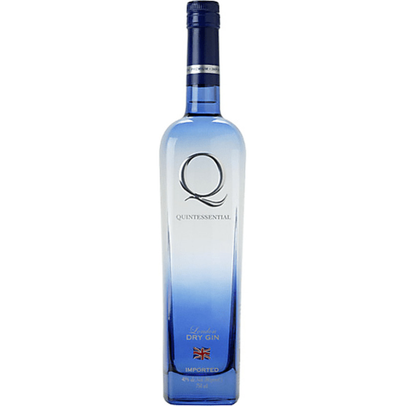 QUINTESSENTIAL DRY GIN 750ML