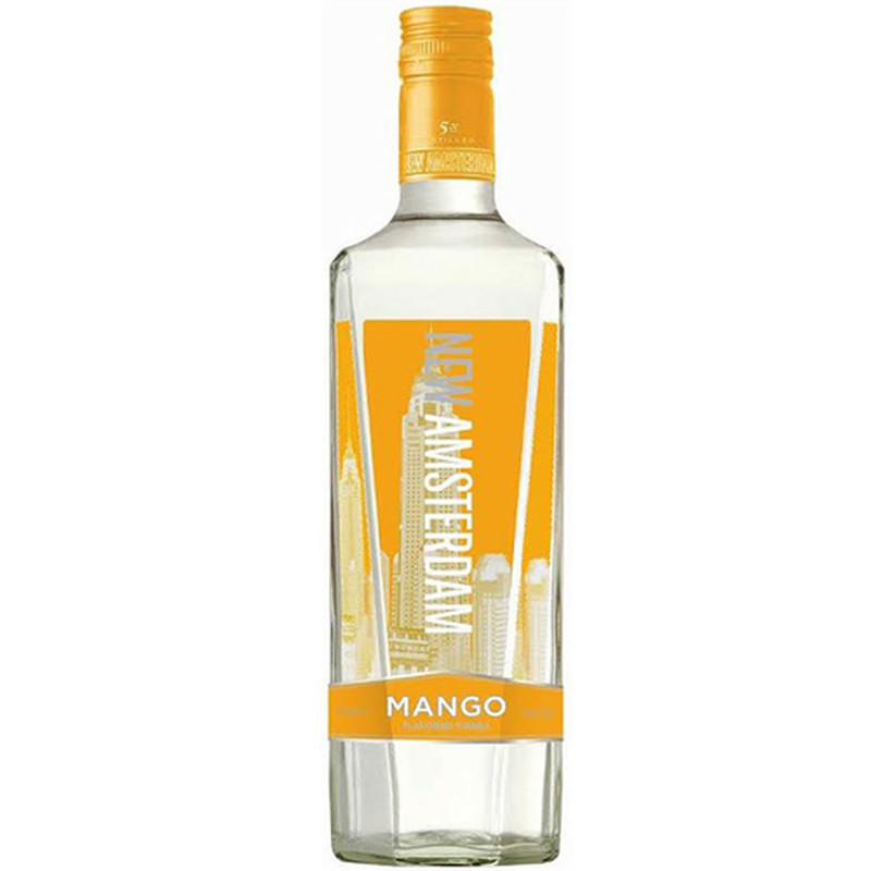 NEW AMSTERDAM VODKA FLV MANGO 750ml