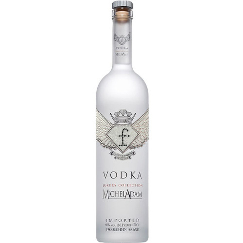 FASHION VODKA LUX COLLECTION 750ml