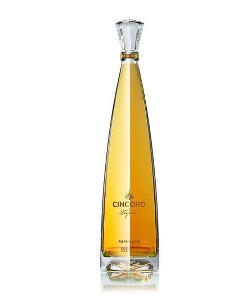 CINCORO TEQUILA REPOSADO 750ML