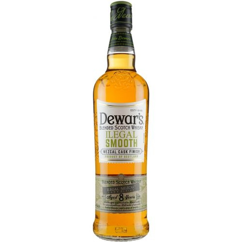 DEWAR'S ILEGAL SMOOTH 750ML