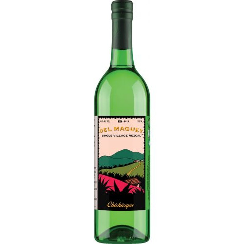 DEL MAGUEY CHICHICAPA 750ML