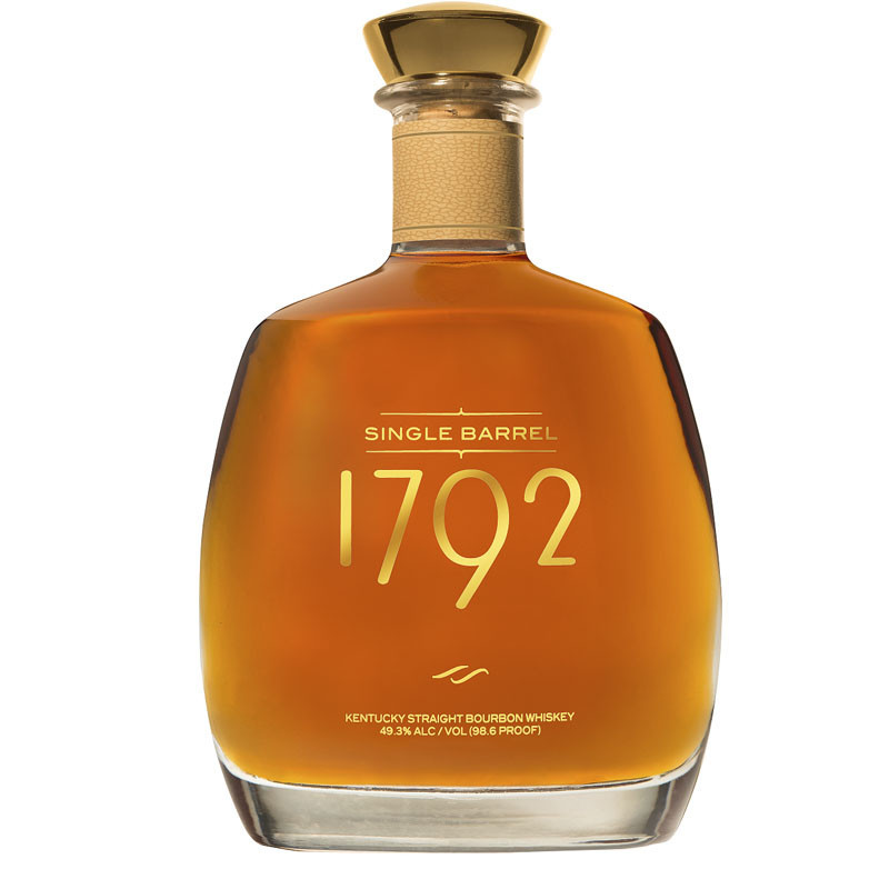 1792 BOURBON SINGLE BARREL SELECT 750ML