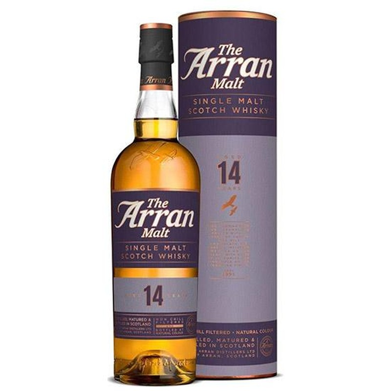 THE ARRAN 14 YEAR OLD 750ML