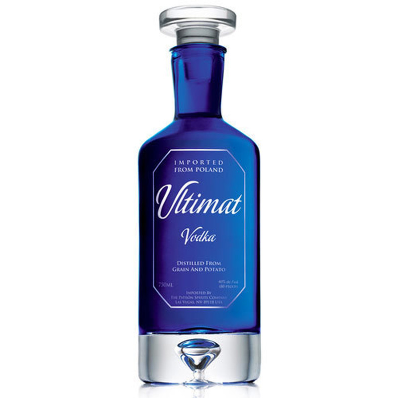 ULTIMAT VODKA 750ML