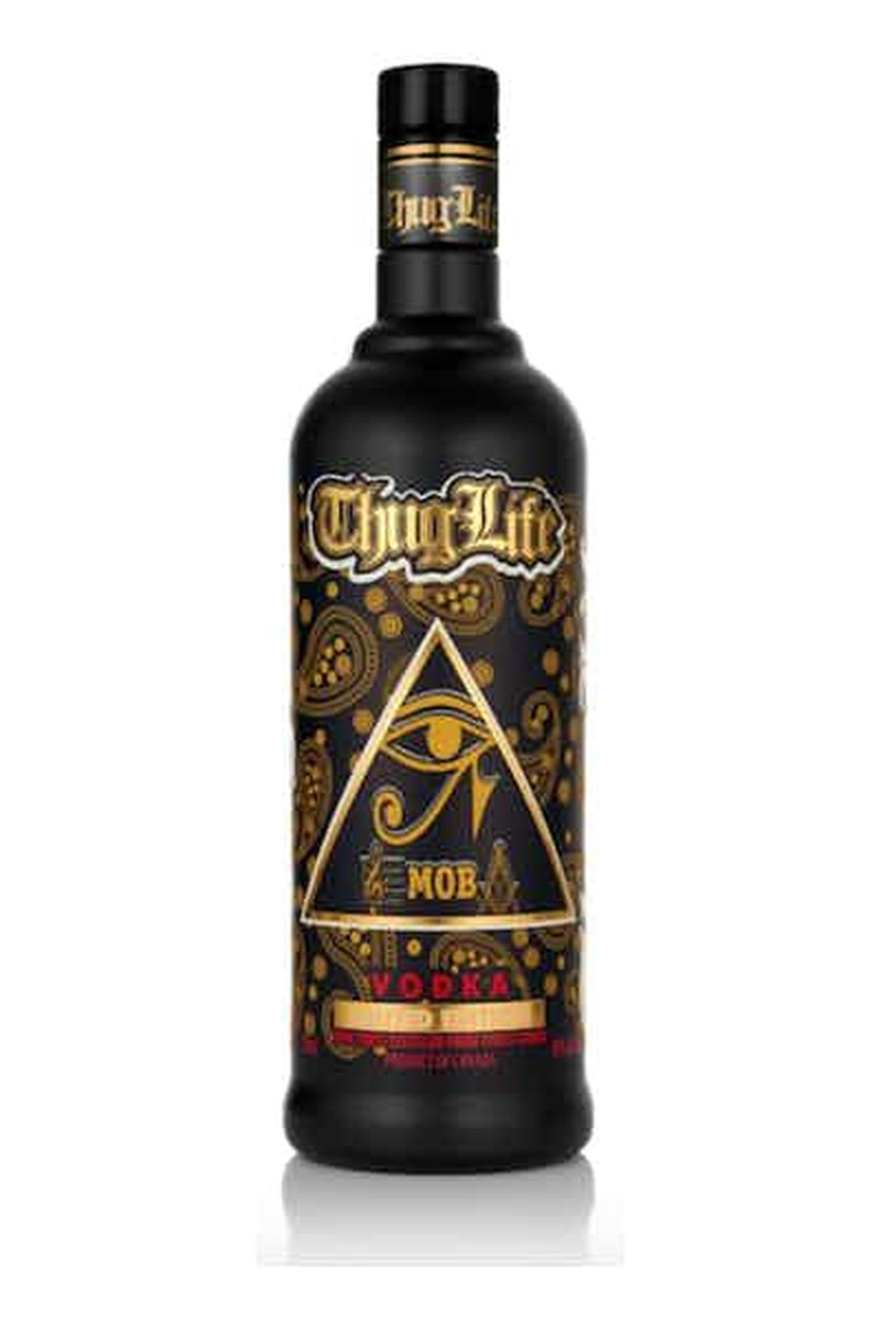 THUG LIFE LIMITED EDITION VODKA 750ML