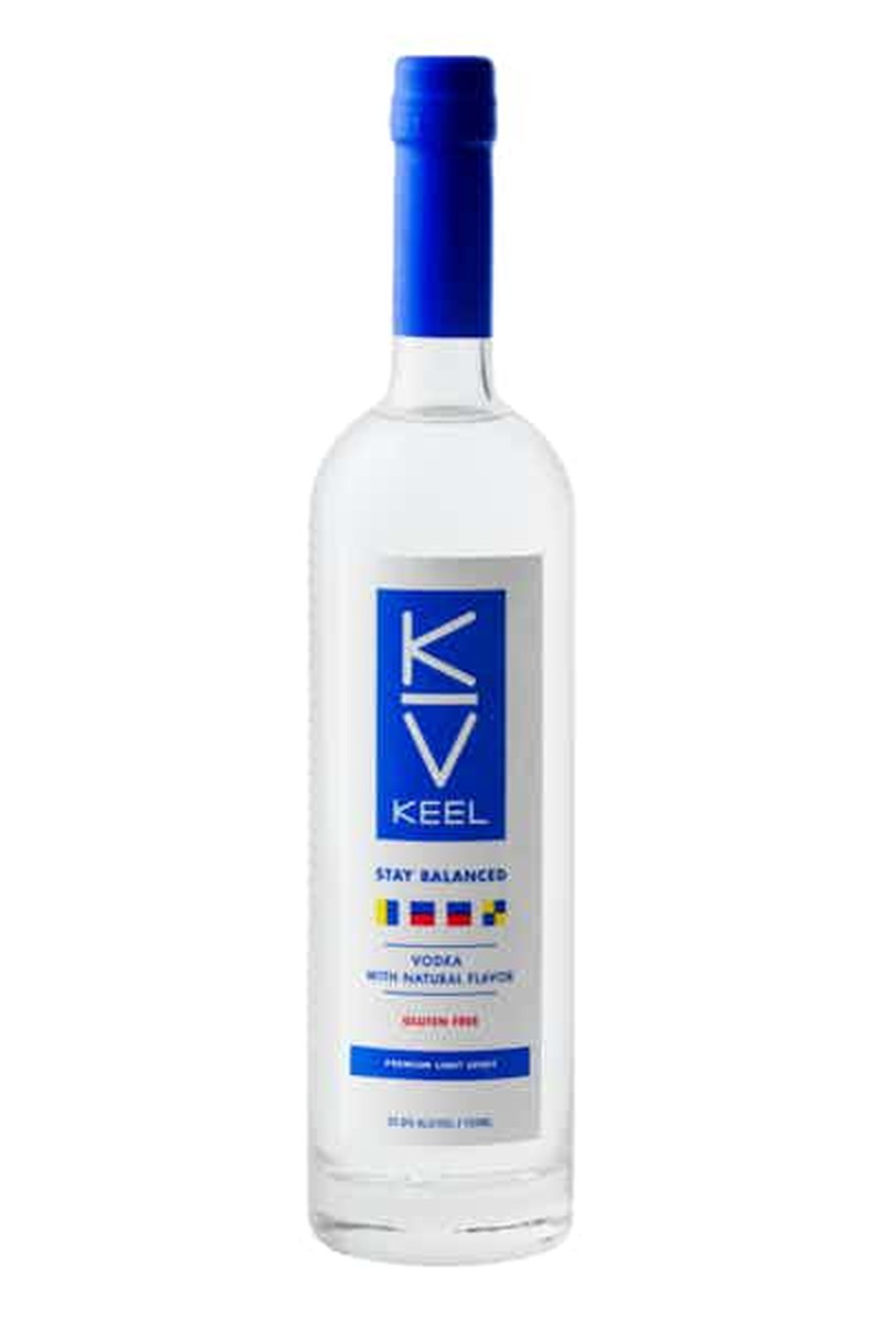 KEEL GLUTEN FREE VODKA 750ML