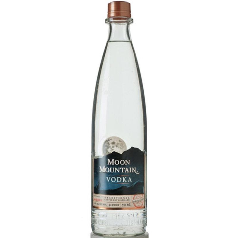 MOON MOUNTAIN VODKA 750ml
