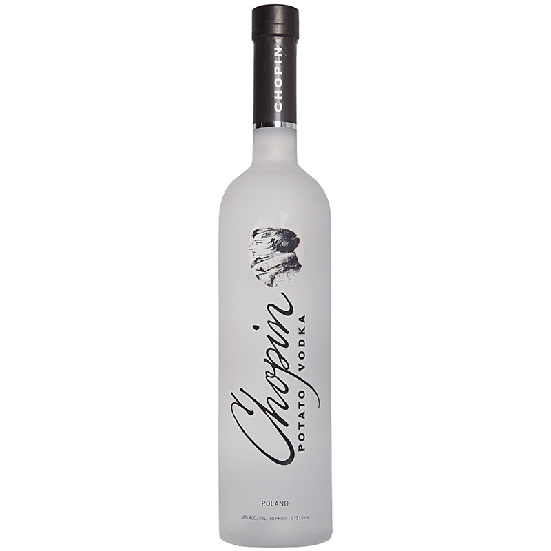 CHOPIN POLISH POTATO VODKA 1.75L